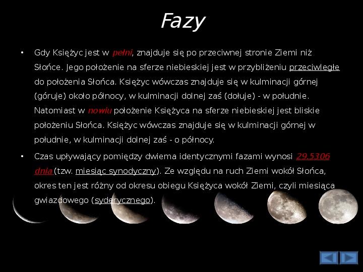 Księżyc - Slajd 5