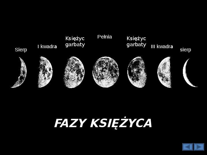 Księżyc - Slajd 6