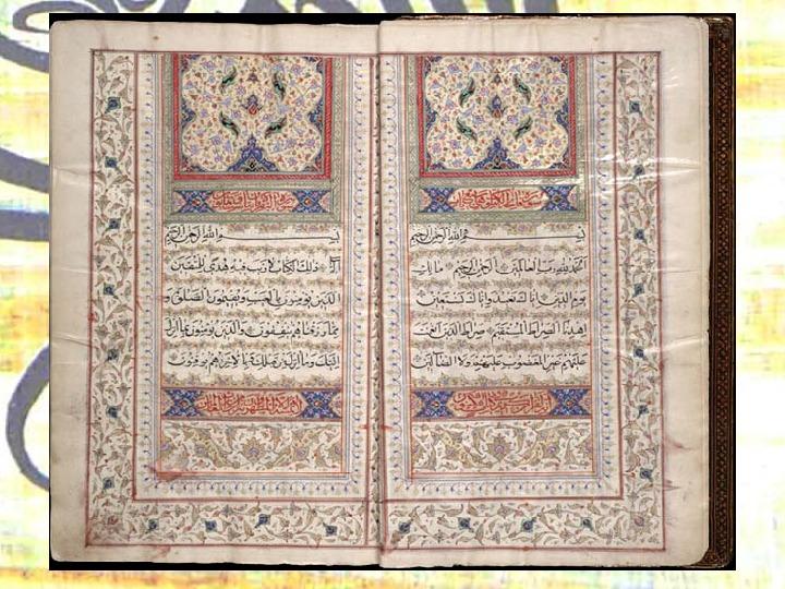 Arabowie i świat islamu - Slajd 6