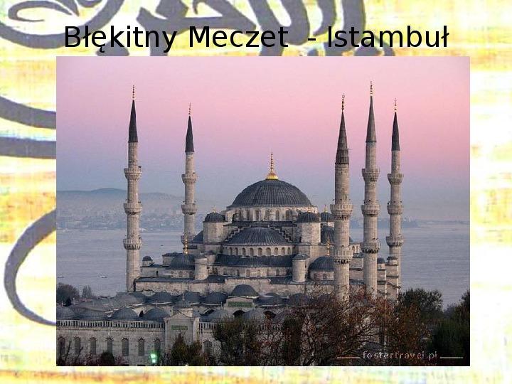Arabowie i świat islamu - Slajd 18