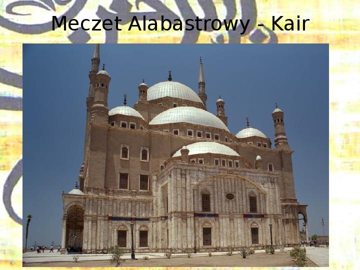 Arabowie i świat islamu - Slajd 19
