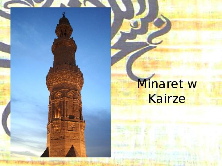Arabowie i świat islamu - Slajd 20