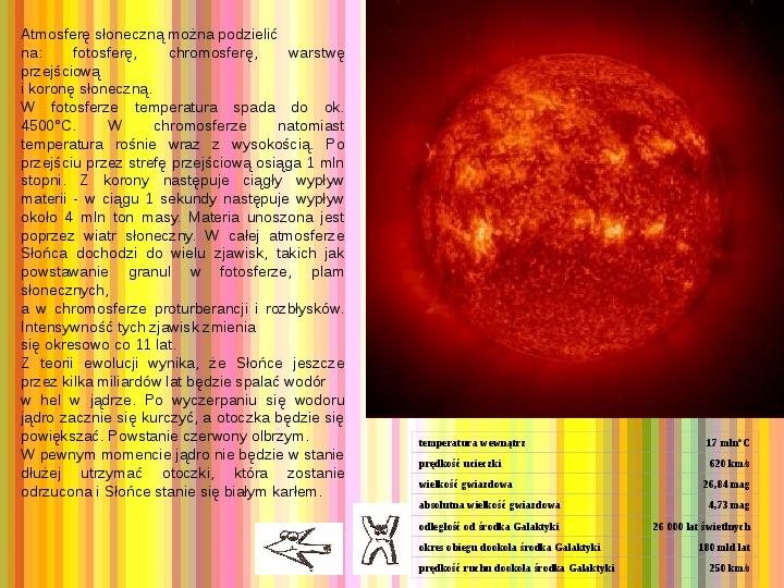 Układ Słoneczny - Slajd 17