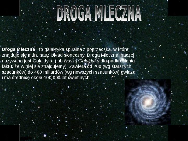 Układ Słoneczny oraz Mikołaj Kopernik - Slajd 3