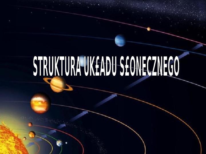 Układ Słoneczny oraz Mikołaj Kopernik - Slajd 4
