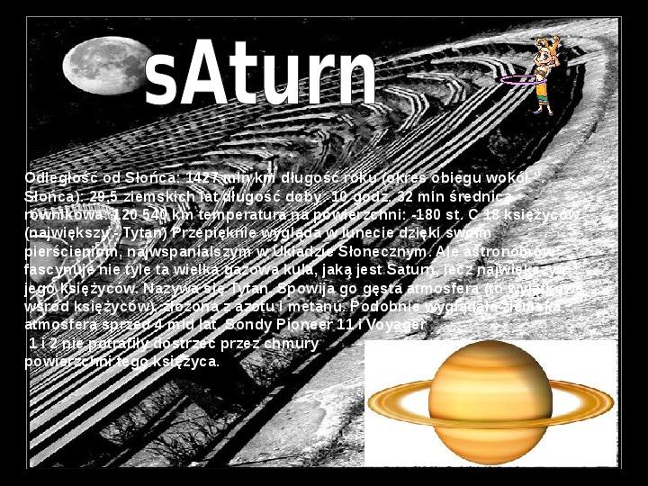 Układ Słoneczny oraz Mikołaj Kopernik - Slajd 13