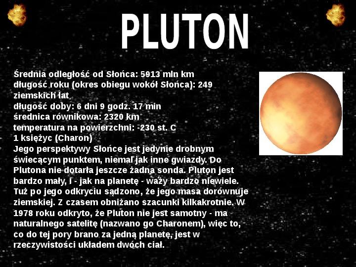Układ Słoneczny oraz Mikołaj Kopernik - Slajd 16
