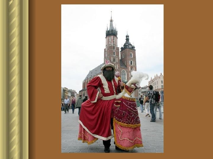 Zwiedzamy Kraków - Slajd 7
