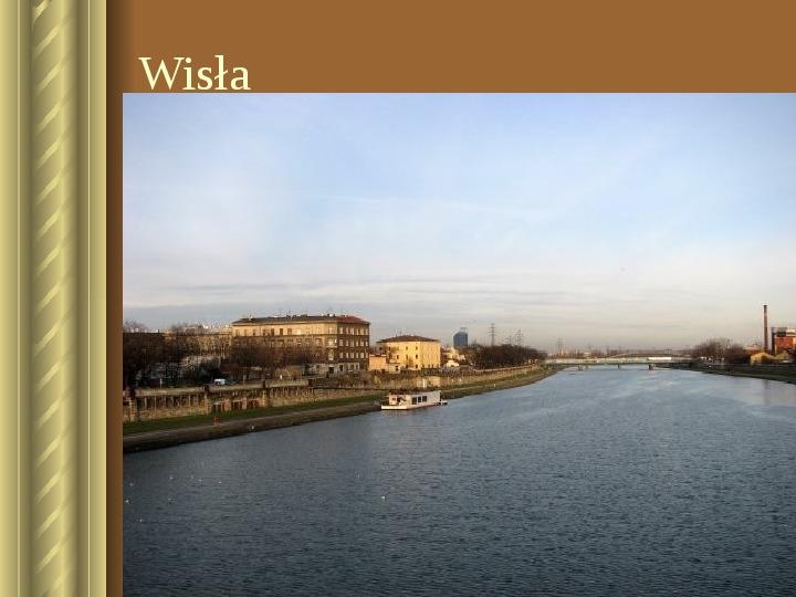 Zwiedzamy Kraków - Slajd 13