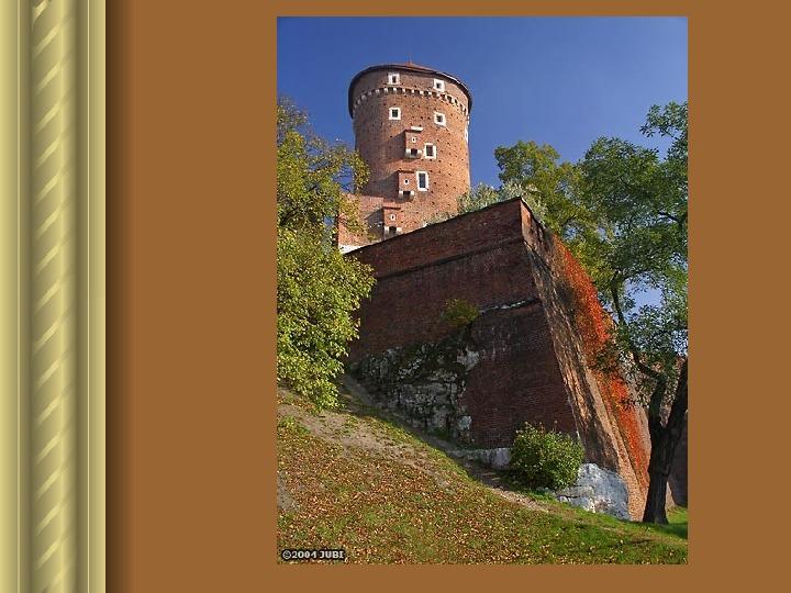 Zwiedzamy Kraków - Slajd 21