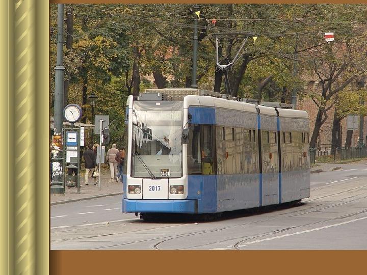 Zwiedzamy Kraków - Slajd 30