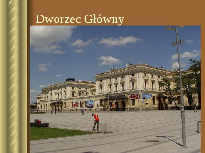 Zwiedzamy Kraków - Slajd 31