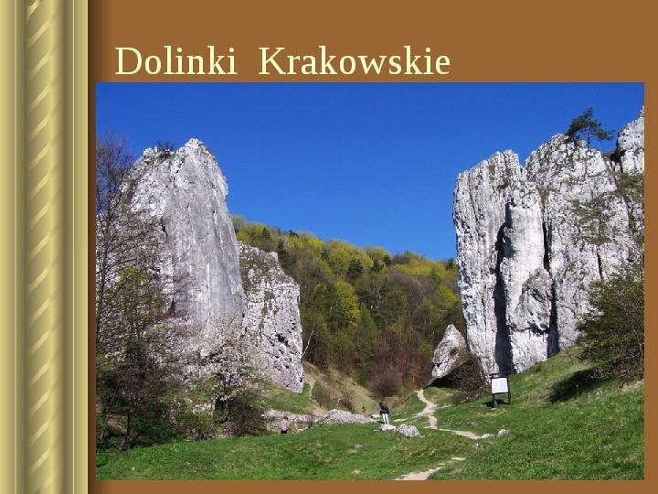 Zwiedzamy Kraków - Slajd 33
