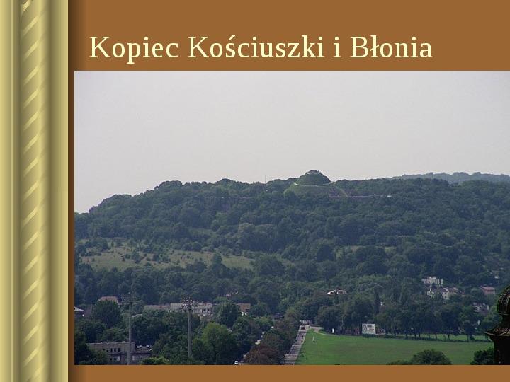 Zwiedzamy Kraków - Slajd 35