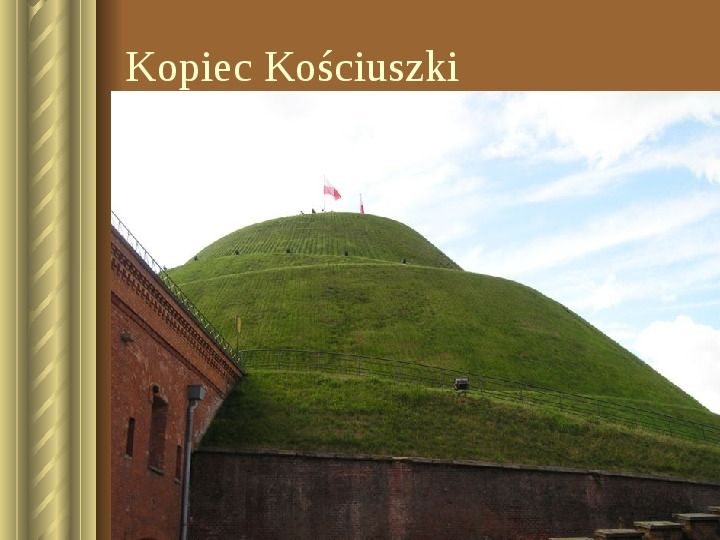 Zwiedzamy Kraków - Slajd 36