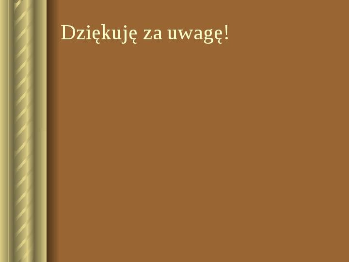 Zwiedzamy Kraków - Slajd 40