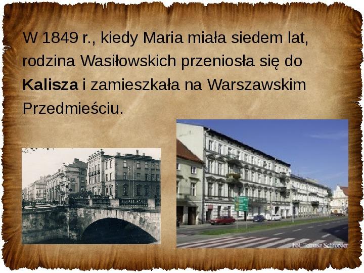 Maria Konopnicka - Slajd 3