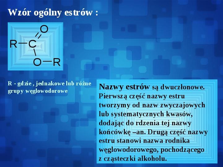 Estry - Slajd 8