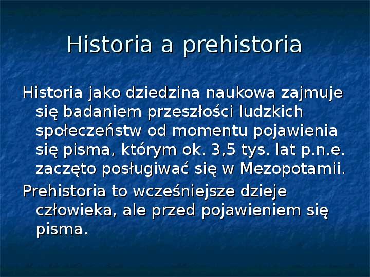 Różne typy żródeł historycznych - Slajd 2