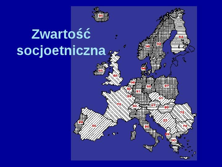 Współczesne konflikty narodowościowe - Slajd 4
