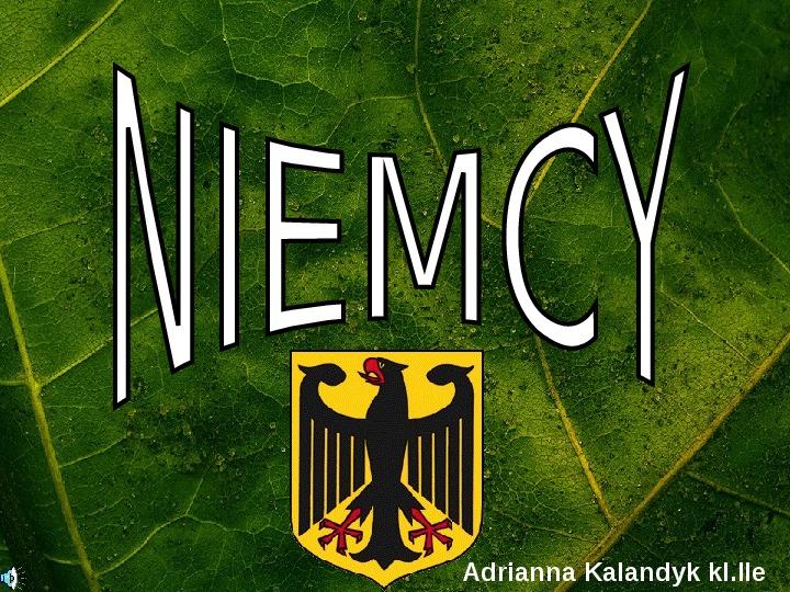 Niemcy - Slajd 1