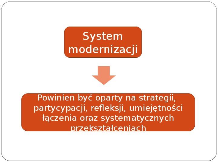 Polityka terytorialna jako instrument rozwoju województwa - Slajd 5