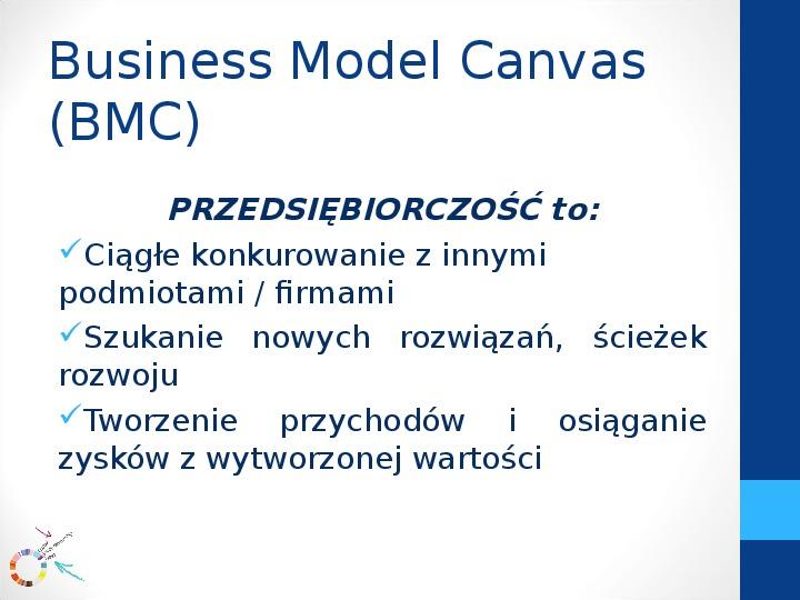 Modele biznesowe - Slajd 2