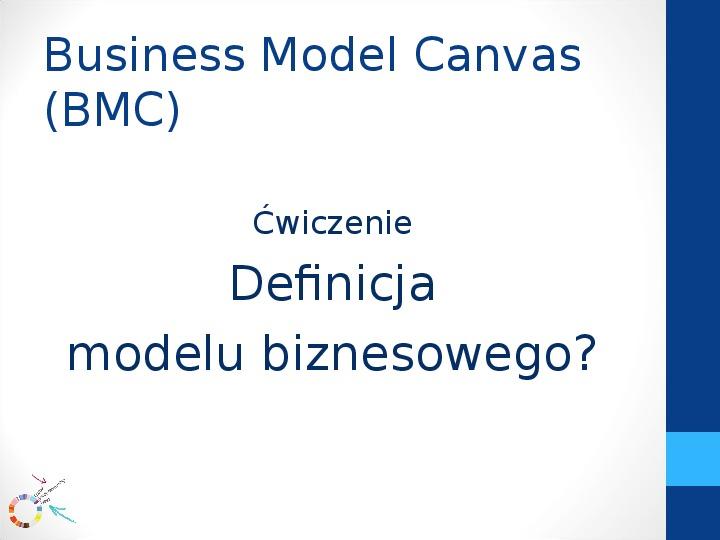 Modele biznesowe - Slajd 3