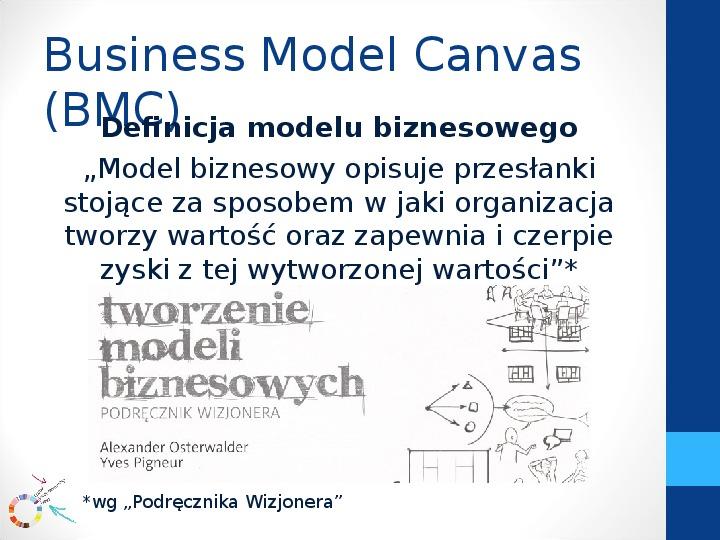 Modele biznesowe - Slajd 4
