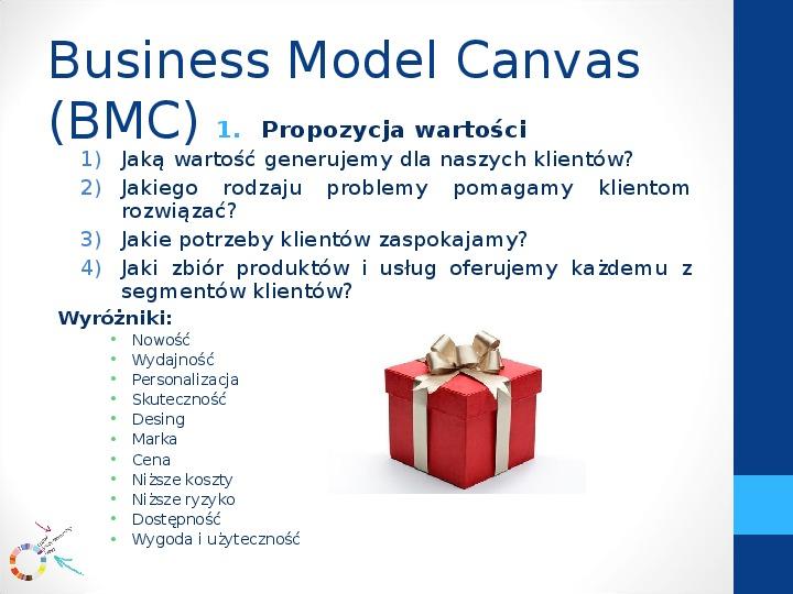 Modele biznesowe - Slajd 7