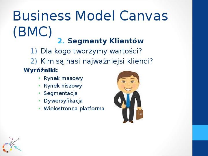 Modele biznesowe - Slajd 8