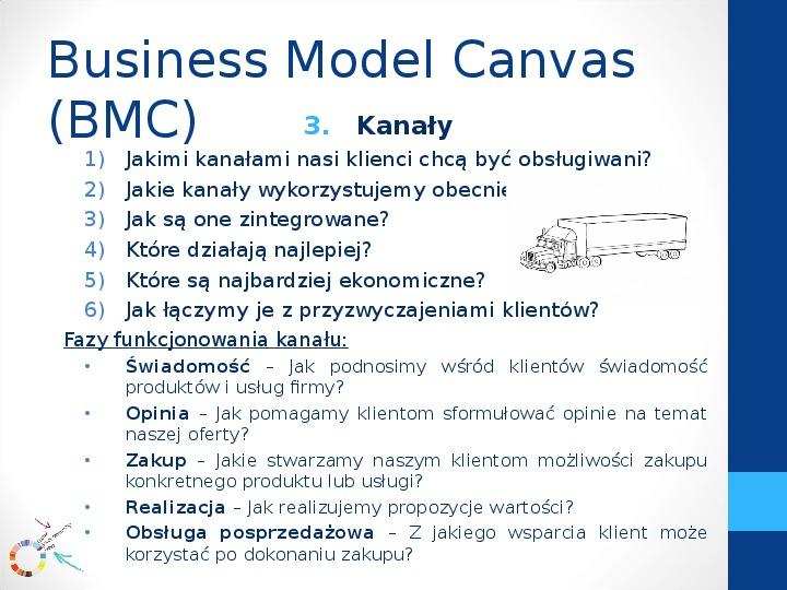 Modele biznesowe - Slajd 9