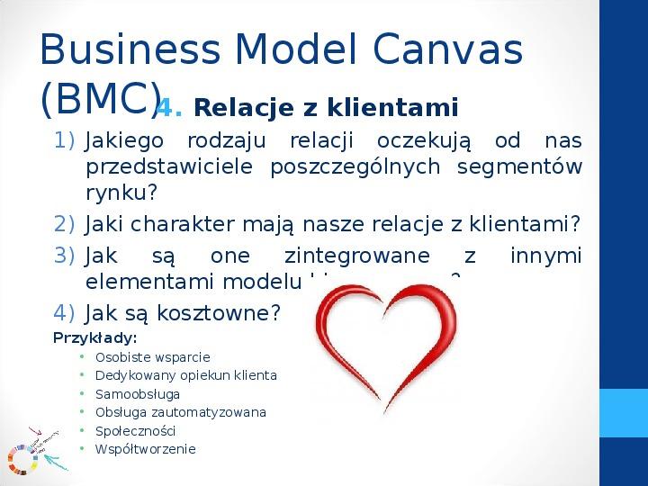 Modele biznesowe - Slajd 10