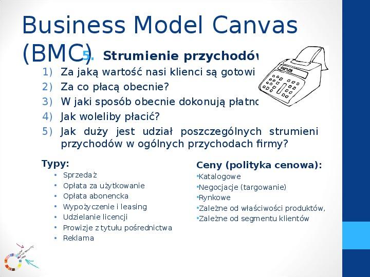 Modele biznesowe - Slajd 11