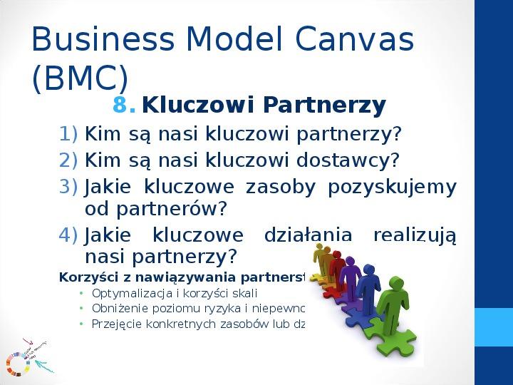 Modele biznesowe - Slajd 14