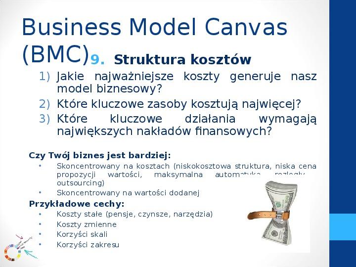 Modele biznesowe - Slajd 15