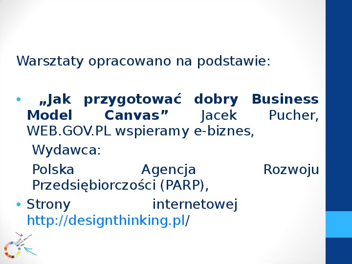Modele biznesowe - Slajd 26