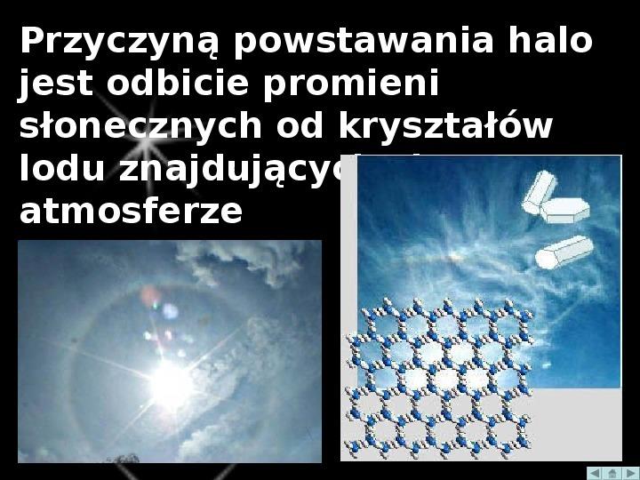 Zjawiska optyczne - Slajd 11