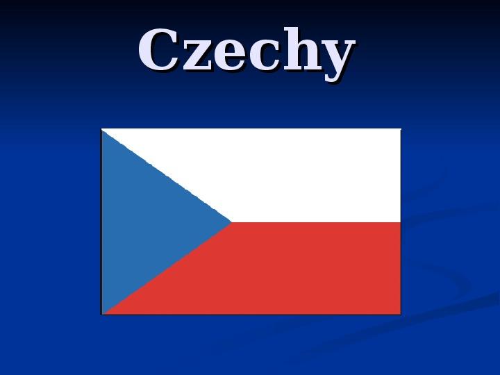 Czechy - Slajd 1