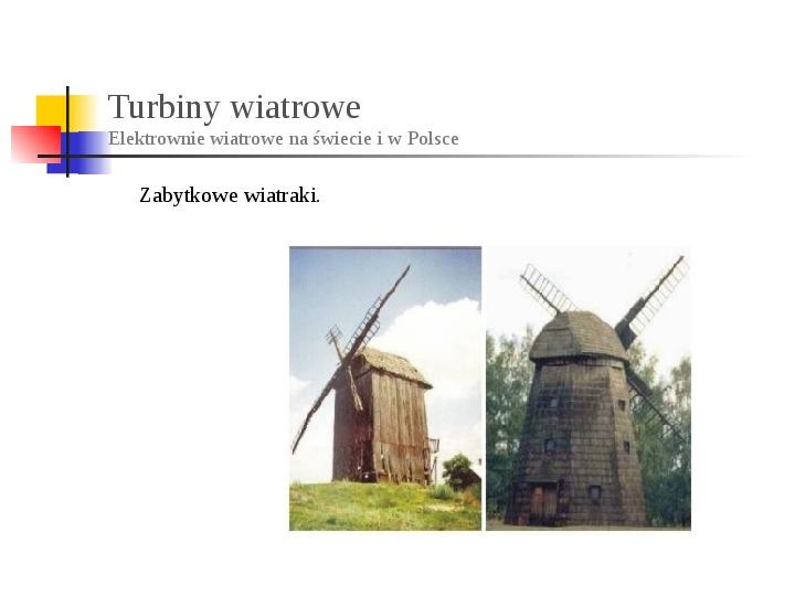Energia wiatru - Slajd 3