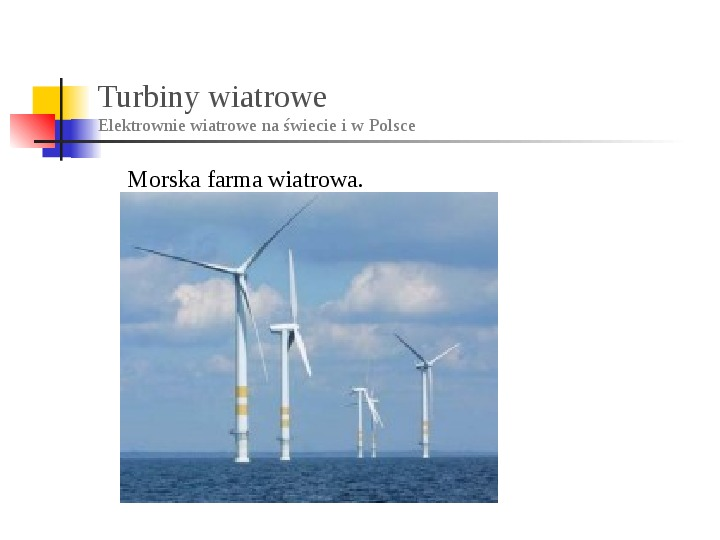 Energia wiatru - Slajd 7