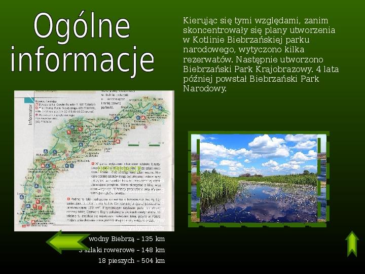 Biebrzański Park Narodowy - Slajd 4