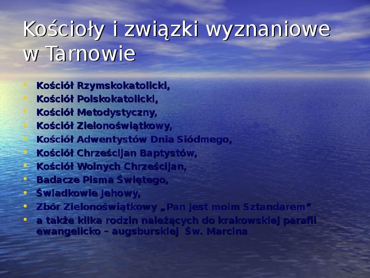 Sekty i ruchy religijne w Polsce współczesnej - Slajd 20