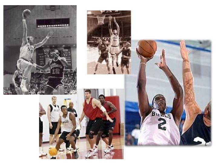 Koszykówka - Slajd 8