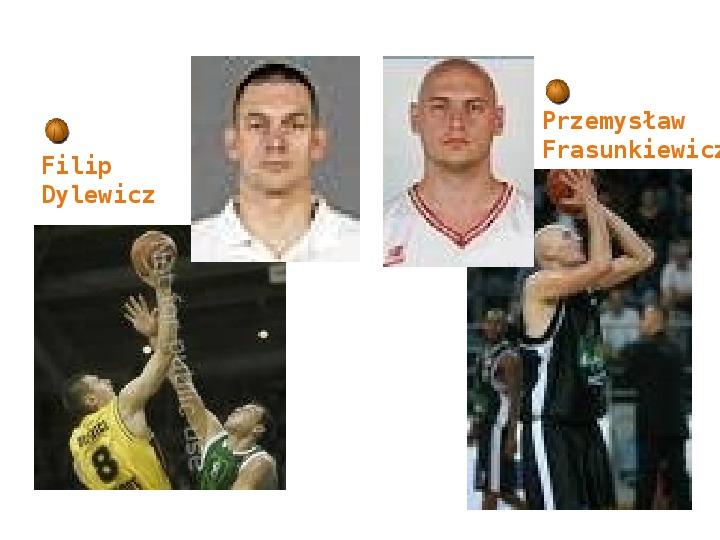 Koszykówka - Slajd 14