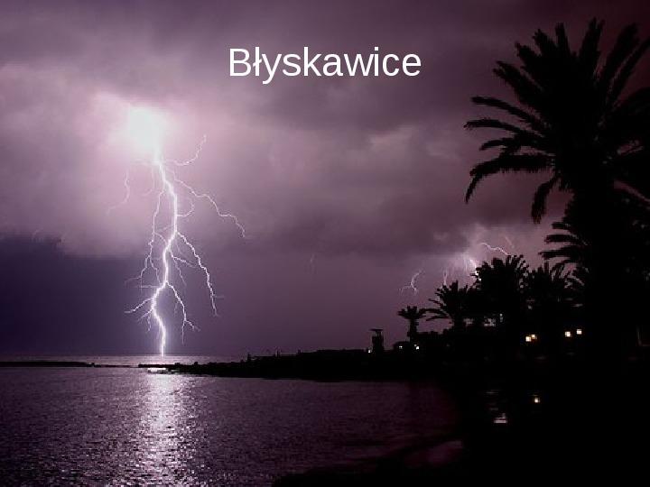 Błyskawice - Slajd 1