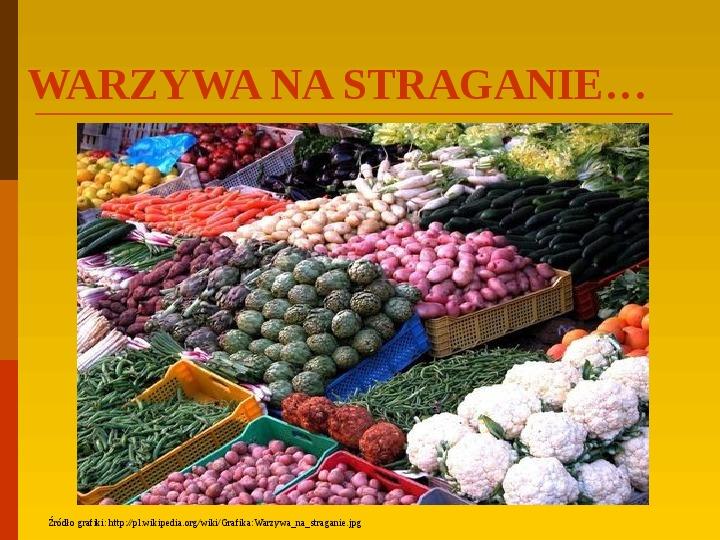 Co uprawiają i hodują ludzie w Polsce? - Slajd 21