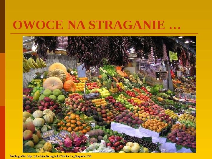 Co uprawiają i hodują ludzie w Polsce? - Slajd 32