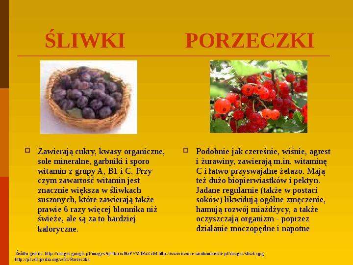 Co uprawiają i hodują ludzie w Polsce? - Slajd 35