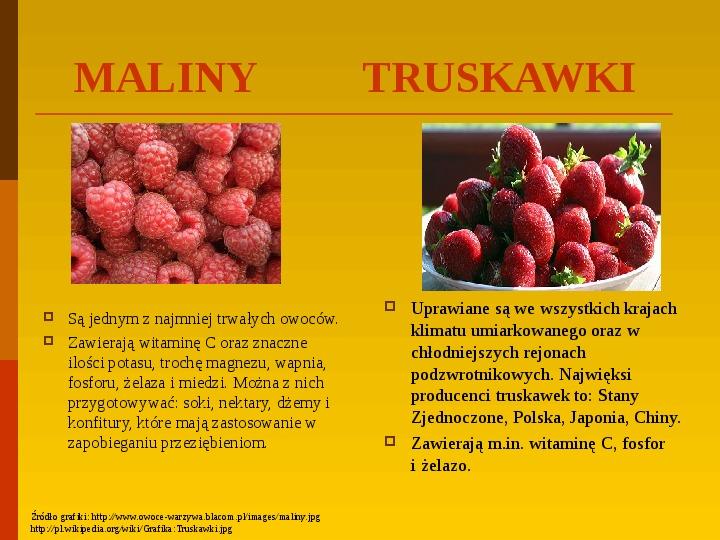 Co uprawiają i hodują ludzie w Polsce? - Slajd 36